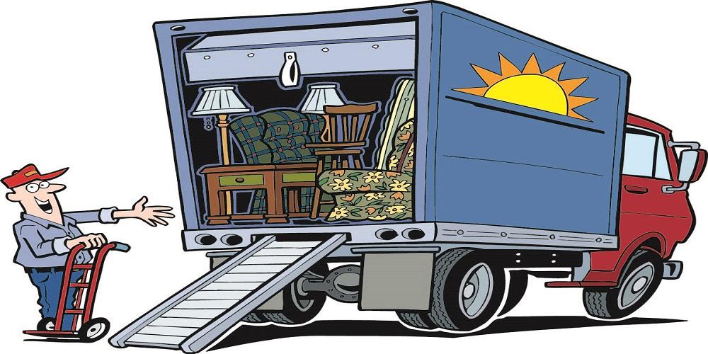 перевозка и погрузка мебели
